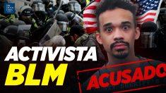 Al Descubierto: Video expone activista BLM en el Capitolio; CEO de Twitter: Bloqueo a Trump marca precedente peligroso