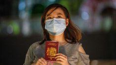 China deja de reconocer los pasaportes nacionales británicos de ultramar de hongkoneses