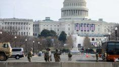 Estados Unidos se prepara para una de las inauguraciones más inusuales de la historia