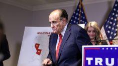 Giuliani dice que no formará parte del equipo de defensa de Trump en el impeachment
