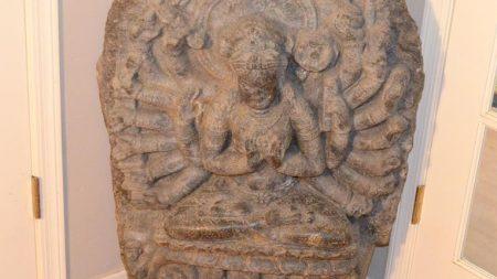 EE.UU. recupera una estatua budista del siglo IX y la devolverá a India