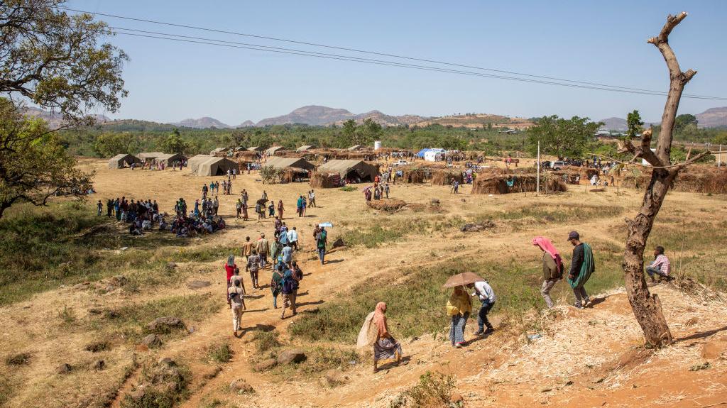 Más de 80 muertos en nueva masacre en Etiopía