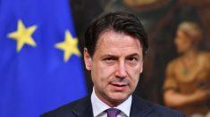 Primer ministro italiano presenta dimisión y el presidente inicia consultas