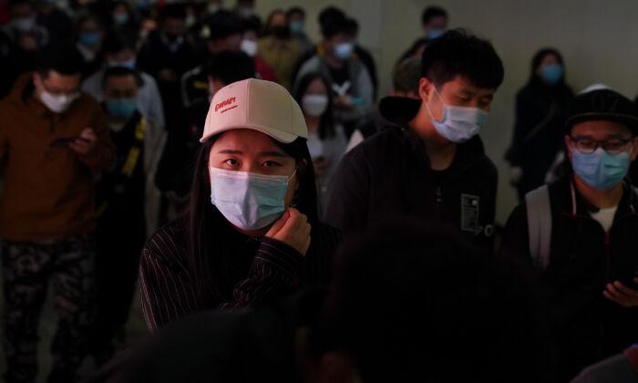Brotes de virus del PCCh siguen empeorando al norte de China