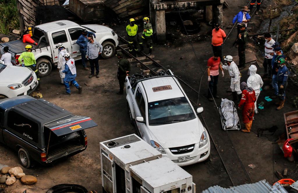 Incendio deja 7 muertos y cuatro heridos en la ciudad colombiana de Cúcuta