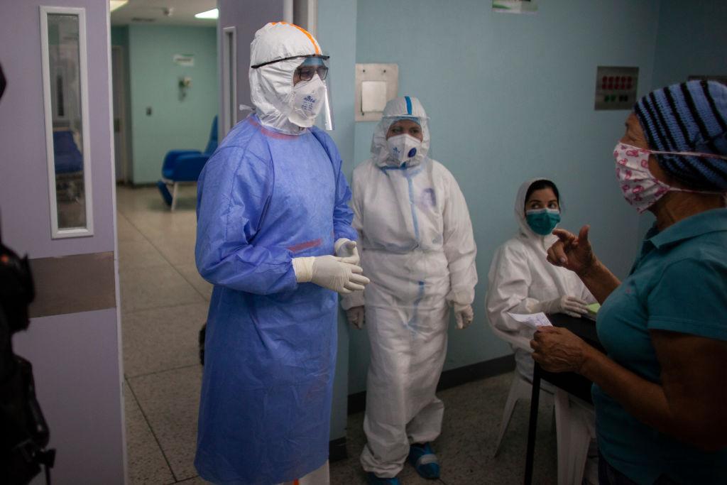 Venezuela registra el segundo bebé muerto por el virus del PCCh en menos de una semana