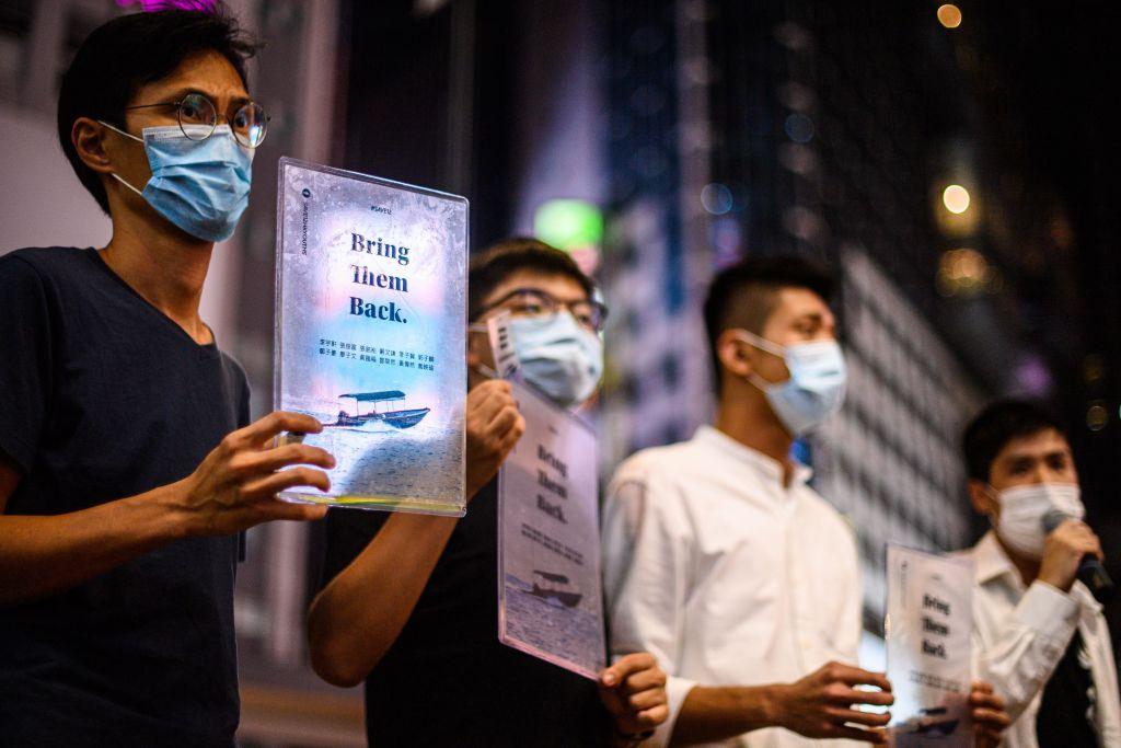 EE.UU. sanciona a seis funcionarios chinos por los recientes arrestos masivos en Hong Kong