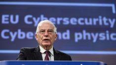 Vicepresidenta del PE exige al español Josep Borrell, alto comisionado de la UE, reconocer a Juan Guaidó
