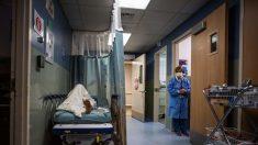 EE.UU. registra el mayor número de muertes por virus de PCCh en 24 horas: casi 4000 personas
