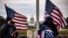 Evacúan edificio del Capitolio de EE. UU. en medio de protestas en D.C. durante conteo electoral