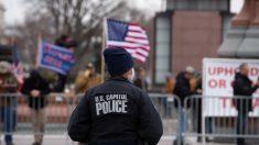 Blunt: La policía del Capitolio se defendió contra los manifestantes que ingresaron al Capitolio