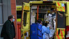 Reino Unido registra 1041 muertos por covid-19 en las últimas 24 horas