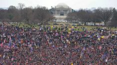 Alcaldesa de Washington D.C. emite toque de queda en medio de protestas y del cierre del Capitolio