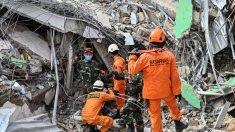 Ascienden a 46 los muertos del seísmo en Indonesia central
