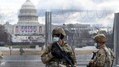 Guardia Nacional identifica al soldado que murió después de ser designado al Capitolio de EE. UU.