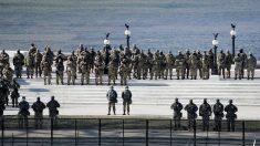 Miles de tropas de la Guardia Nacional permanecerán en D.C. hasta marzo