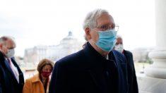 McConnell termina con el estancamiento sobre control del Senado tras promesas de mantener filibusterismo