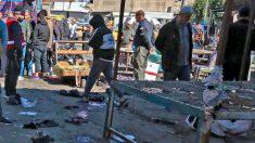 ISIS reivindica el doble atentado suicida en mercado de Bagdad