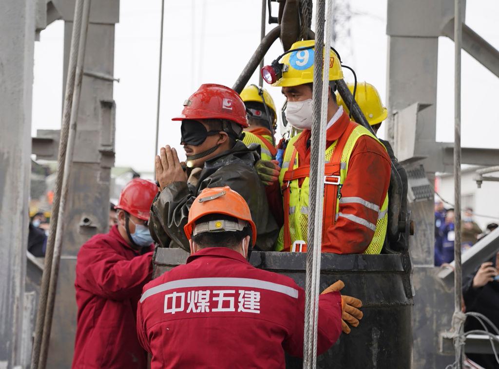 Diez muertos tras explosiones en mina china