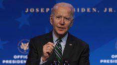 """""""Racismo sistémico"""" y """"crisis climática"""" son prioridades de Biden para los primeros 10 días en el cargo"""