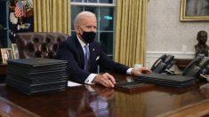 Biden revoca prohibición de viajes por antiterrorismo de Trump