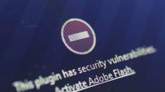 Sistema de control ferroviario chino se bloquea después de que Adobe Flash deja de funcionar