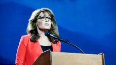 Dejen de etiquetar a los manifestantes como 'partidarios de Trump', dice Sarah Palin