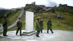 Tropas de India y China se enfrentan en Sikkim dejando heridos en ambos lados, afirma prensa india