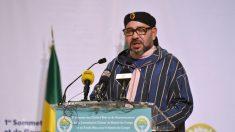 Presidente Trump condecora a Mohamed VI de Marruecos con la Legión del Mérito