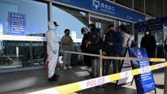 Ante brote del virus, ciudadanos chinos son obligados a pasar cuarentena en lugares sin calefacción