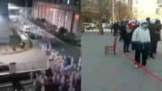 Ponen en cuarentena a casi 2000 residentes de Xi'an luego que 9 regresaron de boda en Hebei