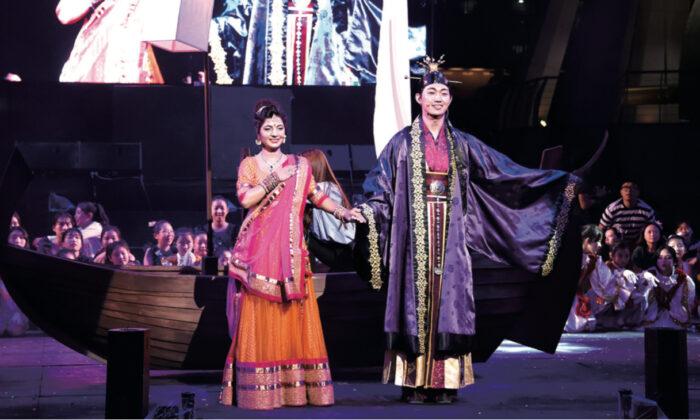 Historia y diplomacia: Hace 2000 años una princesa india de 16 años navegó a Corea y creó dinastías