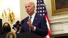 Biden: El impeachment a Trump debe suceder, pero es probable que el expresidente no sea condenado