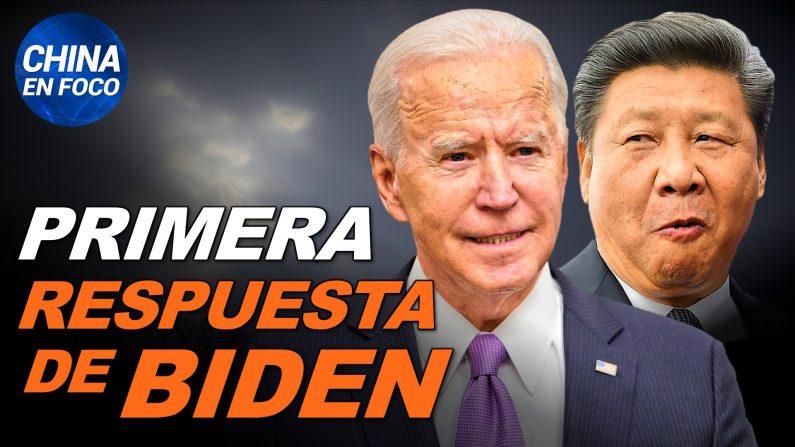Biden ya tiene su primer enfrentamiento con China y le responde. EE.UU. ahora permanecerá en la OMS. (China en Foco/NTD en Español)