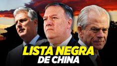 Al Descubierto: China sanciona 28 exfuncionarios de EE. UU.; Biden revoca prohibición de viaje antiterrorista