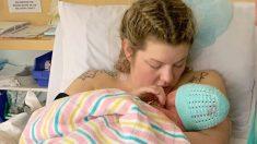 """Mujer es humillada después de dar a luz por cesárea: """"¿Cómo puedes llamarte a ti misma madre?"""""""