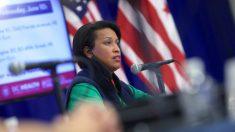 La alcaldesa de Washington está preocupada por las amenazas a la seguridad de zonas residenciales
