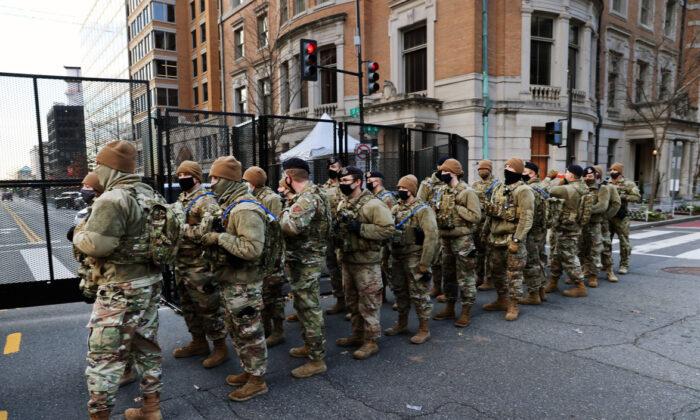 Tres gobernadores ordenan el regreso de sus tropas de DC