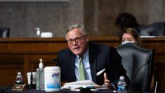 Departamento de Justicia abandona investigación sobre uso de información privilegiada de senador Burr