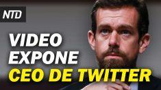 NTD Noticias: Filtran video de CEO de Twitter antes de bloquear a Trump; 4 acusados por asalto al Capitolio