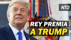 NTD Noticias: Cierran áreas centrales de DC; Trump recibió el premio más alto de Marruecos