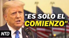 NTD Noticias: Trump se despide de la nación; Nominados de Biden hablan de amenazas a EE. UU.