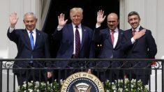 Reconocimiento a la diplomacia transaccional de la administración Trump