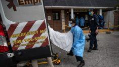 Muertes por el virus del PCCh entre residentes de ancianatos en Nueva York suben un 40 por ciento