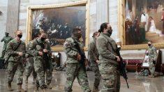 Inauguración presidencial en DC tendrá hasta 25,000 miembros de la Guardia Nacional, dice el Ejército