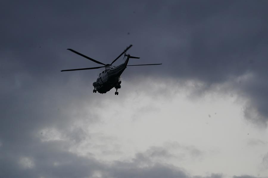 Fallecen tres soldados de la Guardia Nacional en un accidente de helicóptero en Nueva York