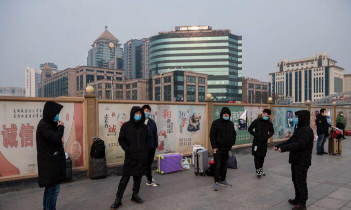 China adopta una nueva retórica para culpar a EE.UU. de la pandemia
