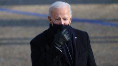 Biden ordena uso de mascarillas y reincorporación al Acuerdo sobre el Clima, entre otras medidas