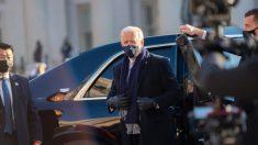 Biden toma varias medidas con respecto a la pandemia del virus del PCCh
