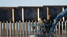 Todas las construcciones del muro fronterizo se detendrán el martes por la noche: Congresista